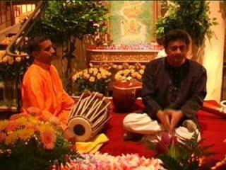 Dhrupad Alap Yaman Ashish Sankrityayan Shloka / Mantra Syllables