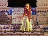 Kathak Dance With Dhrupad Vidyagauri Adkar Ashish Sankrityayan Khajuraho Festival 2014