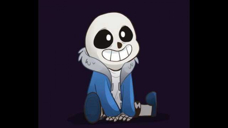 Littletale! Sans- Stronger than you