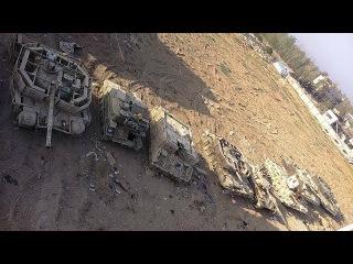 New Homemade SAA Tanks 2017