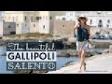 Discovering Gallipoli, Salento (Puglia, Italy)  Sabrina Merolla Vlog - EN Subtitles