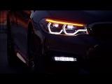 2017 BMW 5 Series - Crazy Headlights
