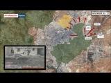 Сирийская война Update - Халеб (28 ноября, 2016 г.) СAA и союзники освобождают северо-восток  Халеб.