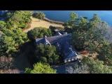 Дом с пристанью в Северной Каролине