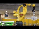 iREX 2013 - Industrial &amp Manufacturing Robots Part #2 - AkihabaraNews.com