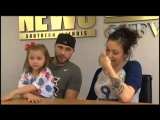 Viral video Pregnant mother, young daughter dancing WhipNae Nae 10