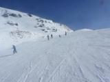 Первый спуск Вани с 5-й высоты. п. Домбай, КЧР. 3000 м. над уровнем моря!