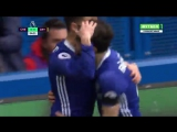 Челси 1-0 Кристал Пэлас. Гол Фабрегаса