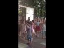 Роза Барбоскина в парке Соколенок