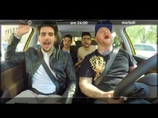 Carpool Karaoke - Il viaggio nella musica italiana conti...