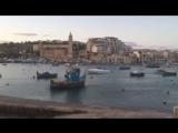 Бьют часы на старой башне, Марсаскала, Мальта