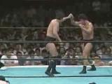Akira Maeda vs. Tatsumi Fujinami