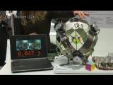 Робот собрал кубик Рубика за 0.6 секунды