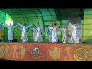 Ансамбль Юнидэнс танец Синий платочек