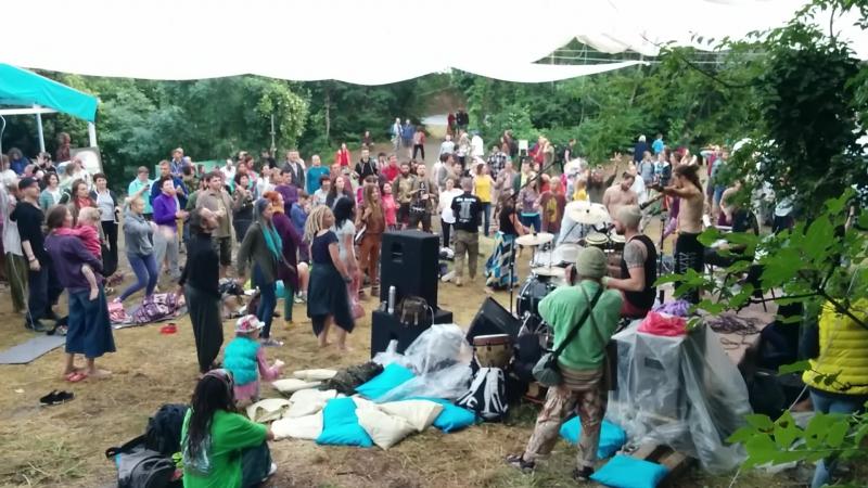 Квамманга 2017 - Ritmango на акустической сцене