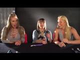 Pornhubs Toothbrush Pleasure Challenge ft. Nicole Aniston, Dana Dearmond, and A