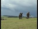 Советская пехота, выдвигается к захваченному хутору.