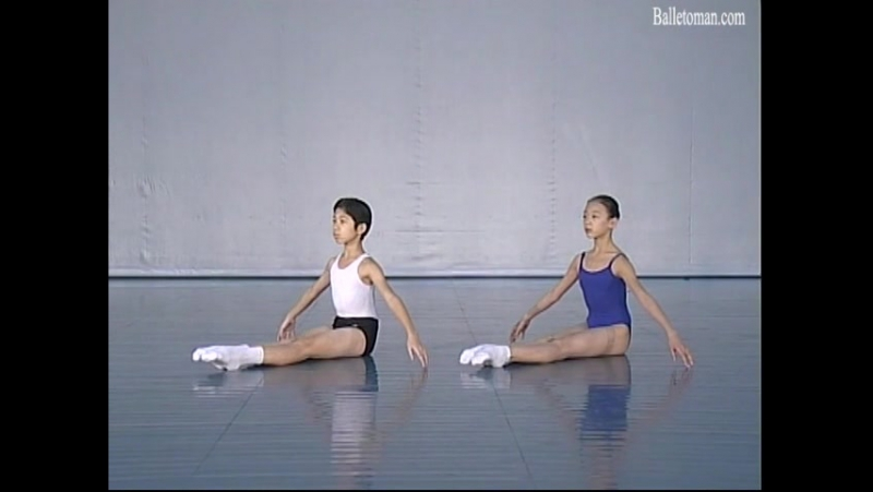 Beijing Academy of Dance (Vol 1) Пекинская академия танца (Том 1)