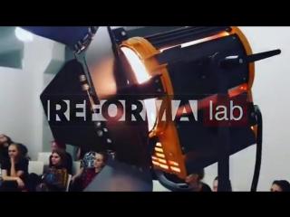 Reformalab:учимся и кайфуем с ларисой барановой