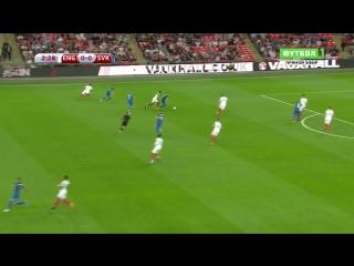 Англия 0:1 Словакия  | Гол Лоботки