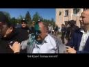 «Чей Крым, я тебя спрашиваю?!» За ответ украинского депутата пытались затолкать в мусорный бак