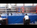 Дамир Камалов 1 бой 1 раунд