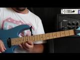 Marco Sfogli (James LaBrie - Letting Go) Guitars