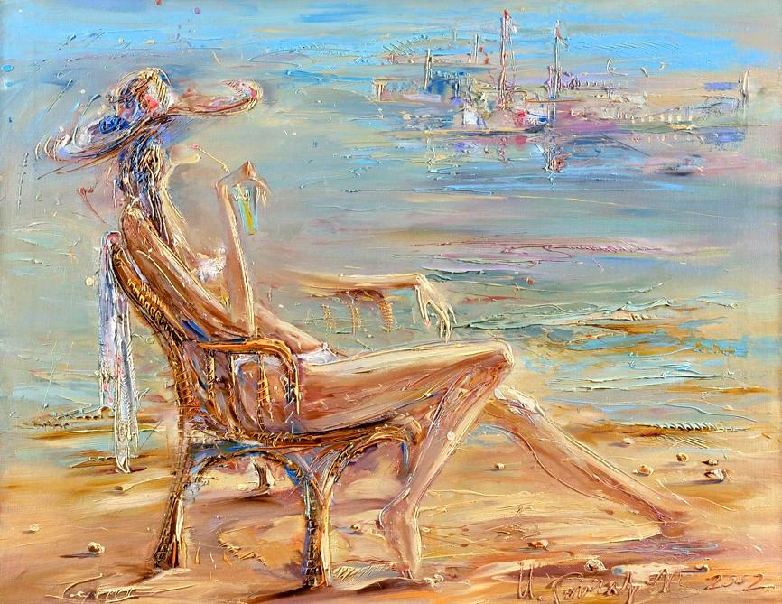 Творчество современного художника Игоря Гончарова
