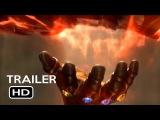 Marvel's Avengers Infinity War Phase 3 2018 Movie Teaser Trailer FanMade