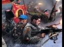 Поют дети Донецка Завтра будет Новый день, картина Оборона Славянска