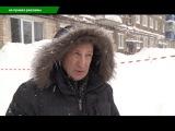 Выпуск от 6.02.17 Сосульки выросли стеной - Стерлитамакское телевидение