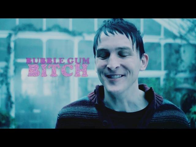 Oswald / Gotham / Bubble Gum Bitch / Nygmobblepot