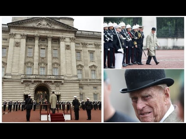 Prince Philip, very emotional attended final solo public engagement