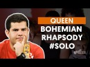 Bohemian Rhapsody - Queen (How to Play - Guitar Solo Lesson)