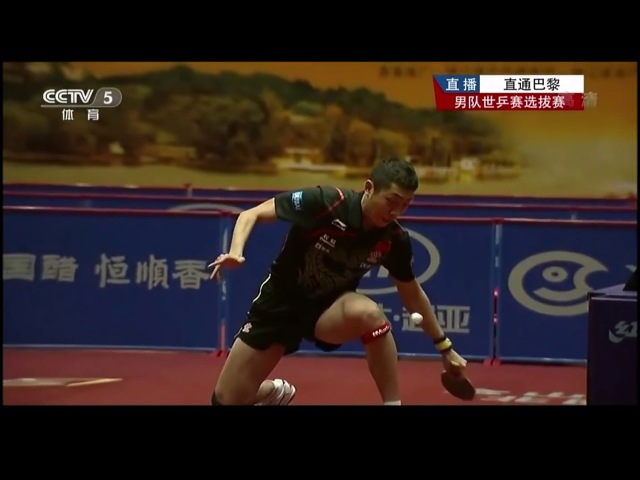 CRAZIEST CHINESE table tennis points