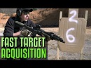 Aimbot Drill to Increase Target Acquisition Speed