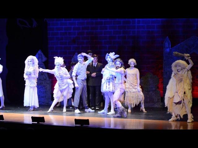 Семейка Аддамс ( Addams Family Musical) Act I