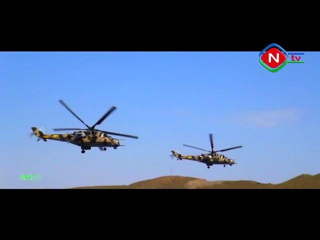 Армия Нахчывана. Ordu Naxcıvan. Army Nakhichevan.