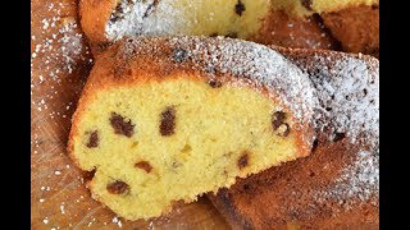 СУПЕР вкусный КЕКС с изюмом,на кефире.Быстрая выпечка . Homemade cupcake, pie-quick recipe. ..