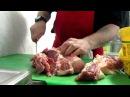 Нож в работе Cold Stell Broken Skull сталь CTS-XHPмиф и реальность.