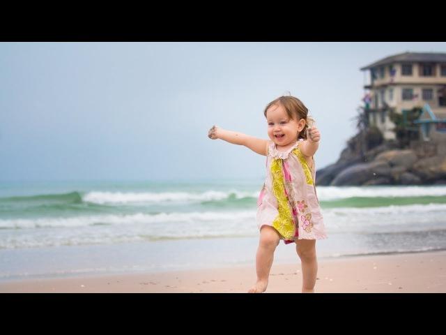 Медитация для женщин: Счастливая девочка