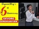 Gevorg Sirekanyan - Poxecir Eutyuns / ARGAMBLOG Music Awards 2016