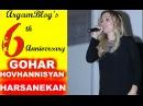Gohar Hovhannisyan - Harsanekan / ARGAMBLOG Music Awards 2016
