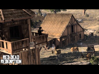 Red Dead Redemption OST - 240 The Last Enemy That Shall Be Destroyed - Protect Family