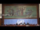 Швейцария Воссоединение переговоры Кипр сталкивается с «моментом истины» - ООН.