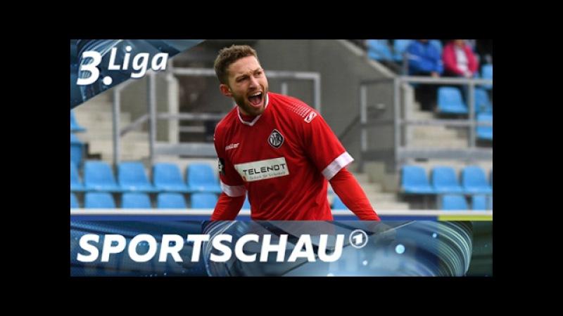 3. Liga: VfR Aalen gelingt Auswärtssieg | Sportschau