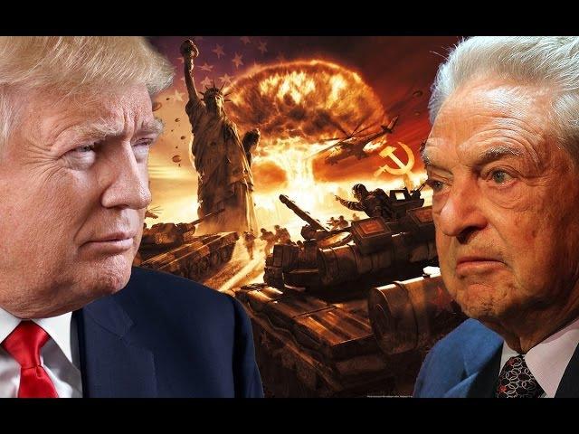 Wolfgang Effenberger Die Welt im Zangengriff der Milliardäre Trump versus Soros. – Teil 1