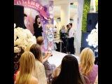 Алёна Водонаева на вручении премии Смелая мама года по версии журнала Оксаны Федоровой
