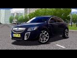 City Car Driving - Opel Insignia OPC 2.8 V6 2009  + Download LINK  1080p &amp 60FPS