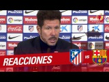 Diego Simeone press conference after Atl